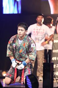 Choi Mu-Song vs Seo Jin-Soo at Young Guns 16 at Seoul Olympic Hall 8/17/2014