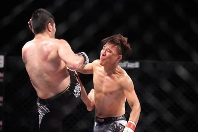 Jang Deok-Young vs Irei Nobuhito