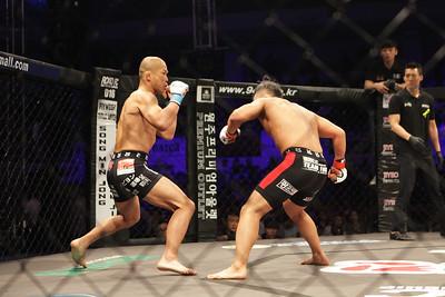 """Kil Young-Bok vs Umeda Kosuke """"Road FC 015"""""""