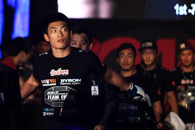 Kim Chang-Hyun vs Kim Seok-Mo