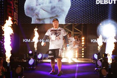 """Kim Jae-Hoon vs Park Hyun-Woo """"Road FC 015"""""""