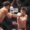 Kim Jong-Hoon vs Hong Jung-Gi at Young Guns 16 at Seoul Olympic Hall 8/17/2014