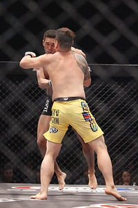 Kim Nae-Chul vs Yoo Yang-Rae  at Road FC 017 in Seoul at Olympic Hall 8/17/2014