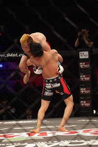 Kwack Jong-Hyun vs Kim Seok-Yong at Young Guns 14