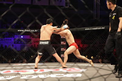 "Minowa Ikuhisa vs Park Jung-Gyo ""Road FC 015"""