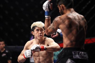 Mun Jea-Hoon vs Marcos Vina