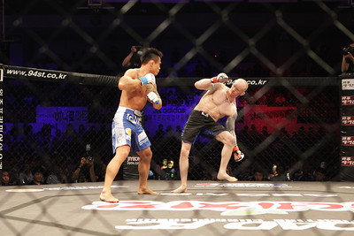 "Road FC 015 Main Event ""Seo Doo-Won vs Joachim Hansen"""