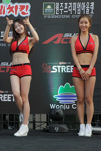 Hana Yoo and Suelgi Choi