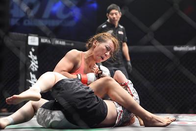 Song Hyo-Kyung vs Kimura Hazuki