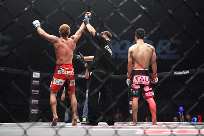 Jo Nam-Jin wins by decision!