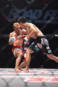 Jo Nam-Jin vs Song Min-Jong for the Road FC Flyweight Title