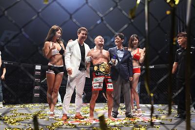 Road FC Flyweight Champion Jo Nam-Jin!