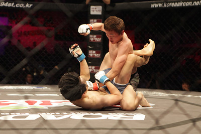 "Yoo Jae-Hak vs Kang Sung-Mok ""Young Guns 14"""