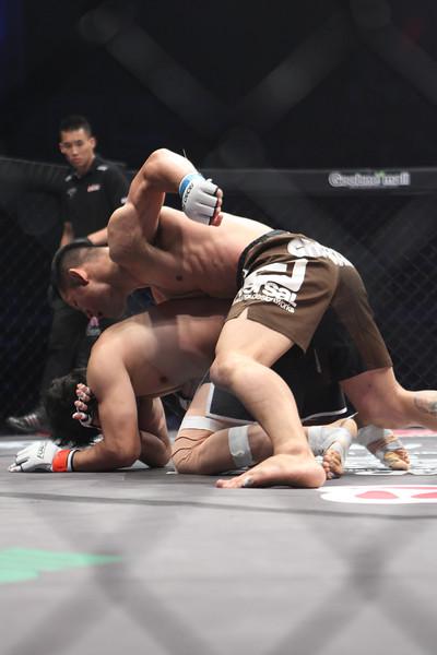 Yoon Dong-Sik vs Fukuda Riki