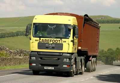 Carefoot Transport