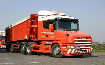 Craven Transport (Incorperating Maddisons Transport)