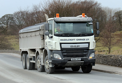 Hazelcroft Garage Ltd. Buxton.