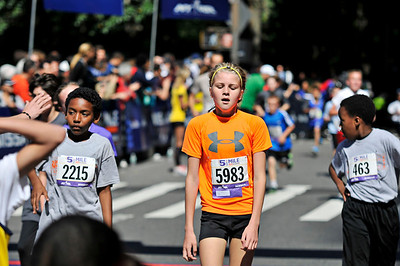 2013 Fifth Avenue Mile