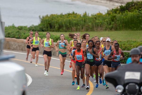 Elite Men and Women - 2018 Falmouth Road Race