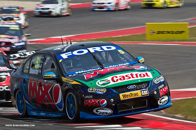 2013 Australian V8 Super Cars at COTA