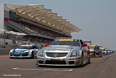 2013 SCCA Pirelli World Challenge at COTA