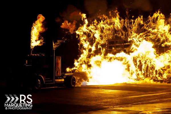 2013 Night Under Fire at Summit Motorsports Park