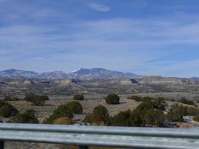 Los Alamos Hike 2009