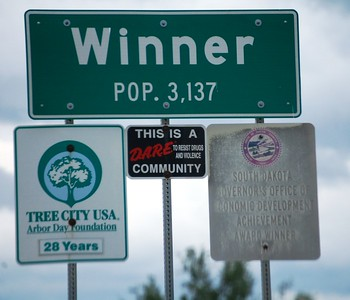 Road Signs Across America