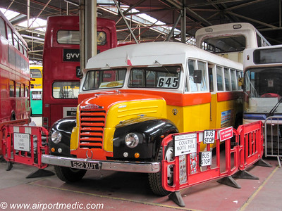 522 XUT Fordson Thames ET7 1932 Malta