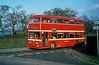 Huddersfield Corporation Daimler Fleetline 127 RCX 127
