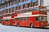 LHD 314K Daimler Fleetline at Leeds