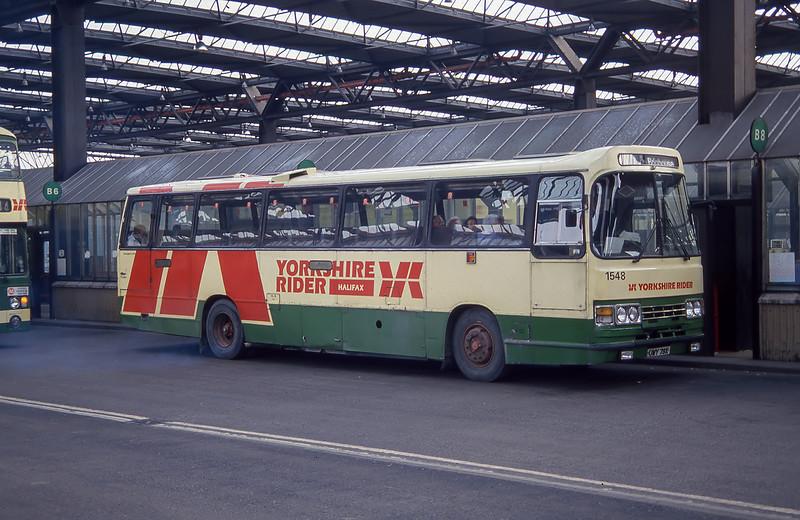 UWY 79X - Bradford Circa 1994