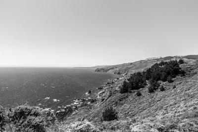 Muir Beach Overlook - Golden Gate National Recreation Area - Muir Beach, CA
