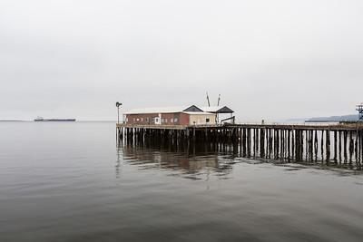 Black Ball Ferry Line - Port Angeles, WA, USA