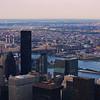 Chrysler Building, East River & Queensboro Bridge