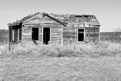 Hwy 83 near Childress, TX