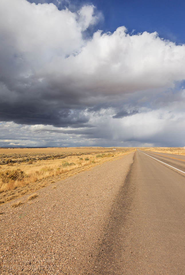 Wyoming, Route 30.