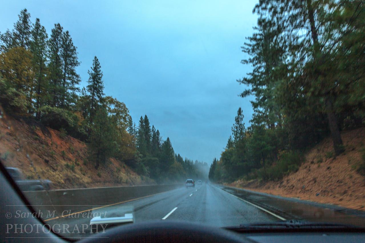 California, Donners Pass