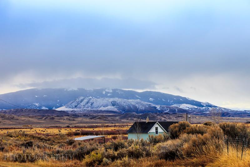 Wyoming.