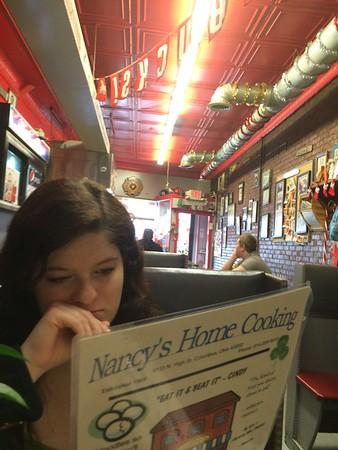 Road Trip To Nancy's.