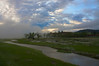 Belle Fourche River. After a hall storm.