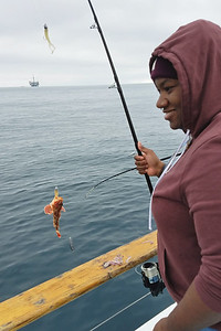 Kelli Deep Sea Fishing