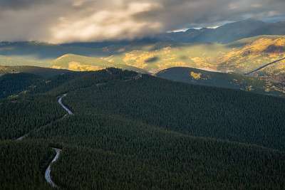 Squaw Pass Road - Colorado