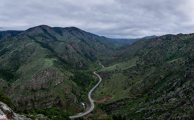 Bear Creek Canyon, Colorado