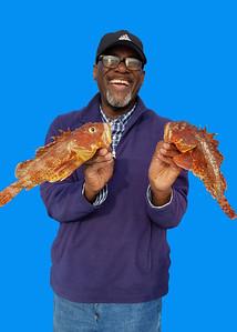 Melvin Deep Sea Fish