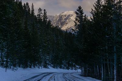 Winter on Trail Ridge Road