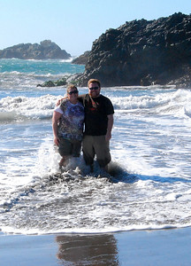 09, September 15-21st:  Our trip along the northern California and Oregon Coast