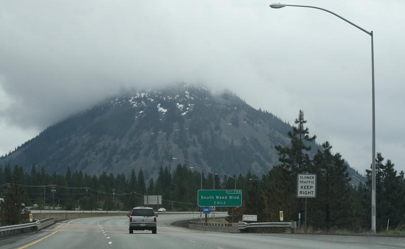 Mt Shasta Recreational Area.