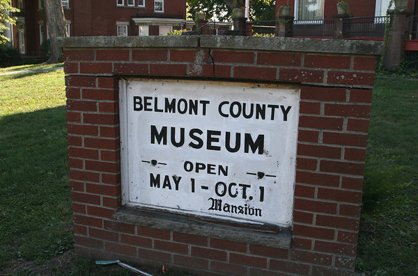 Belmont County Mansion and Museum