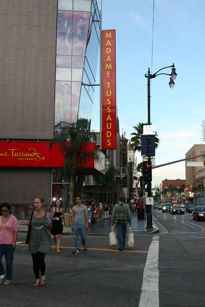Madame Tussaud's<br /> Hollywood, CA
